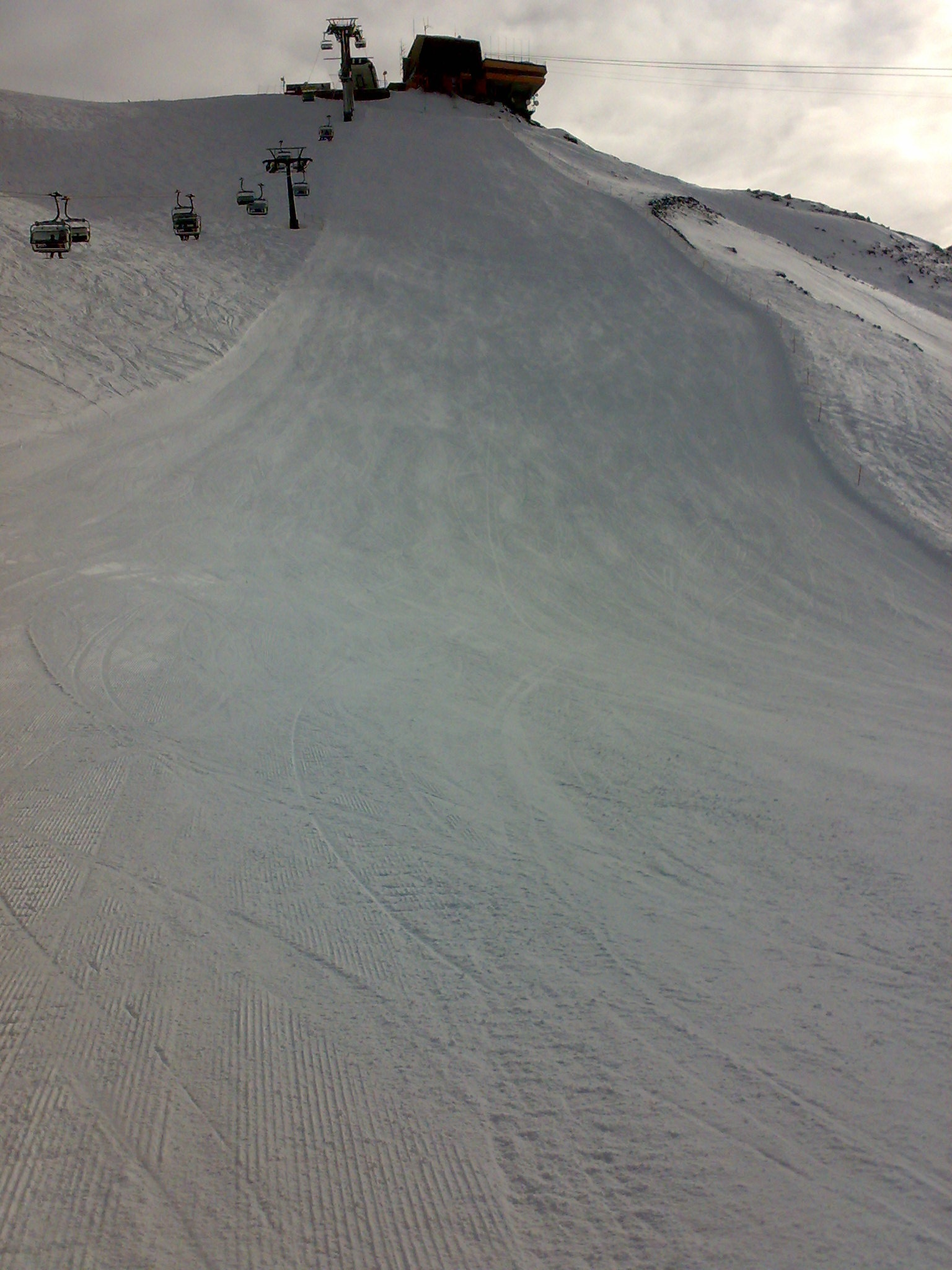 Livigno - Mottolino - Black run