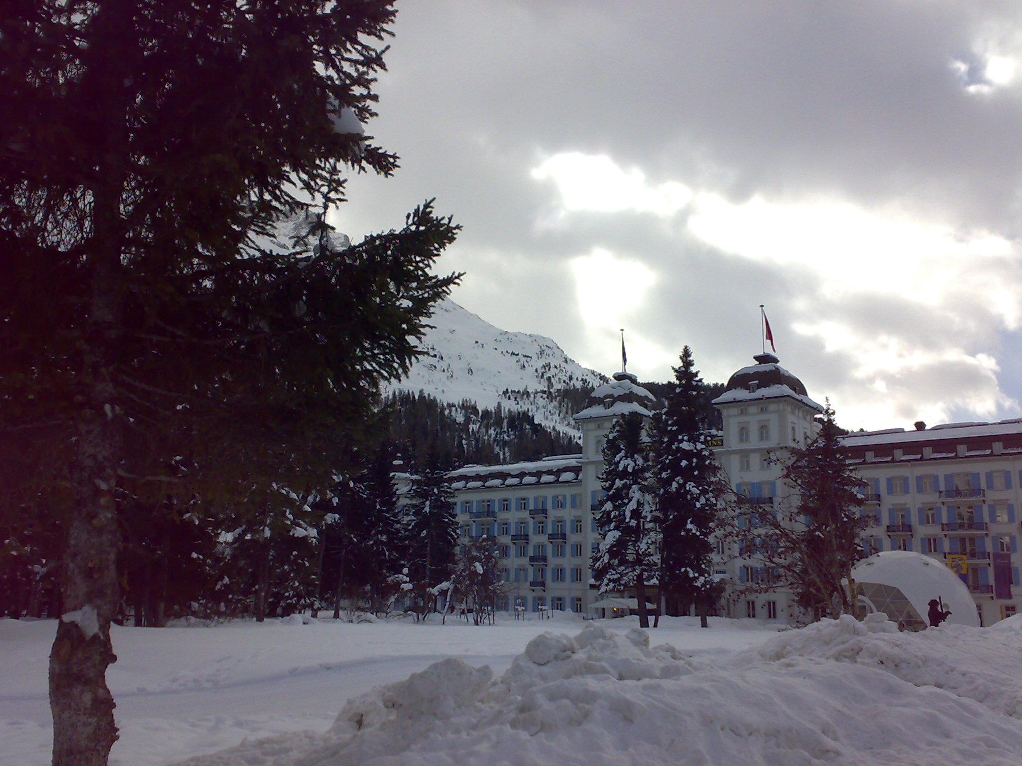 St. Moritz – Kempinski Hotel