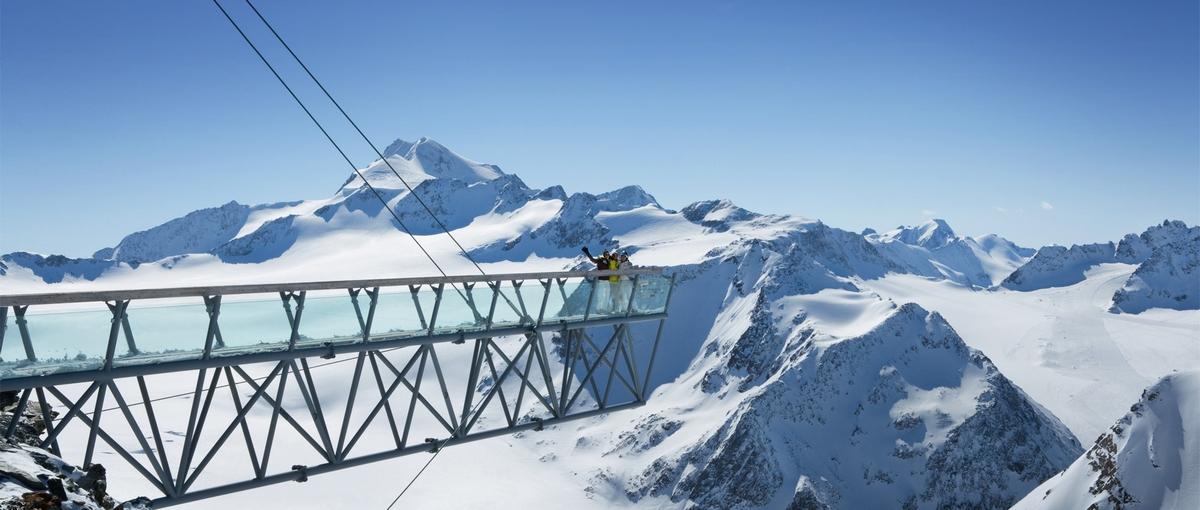 Про феерических лыжников