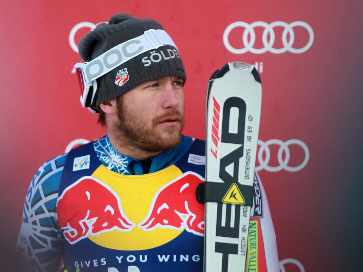 Bode Miller vs Head